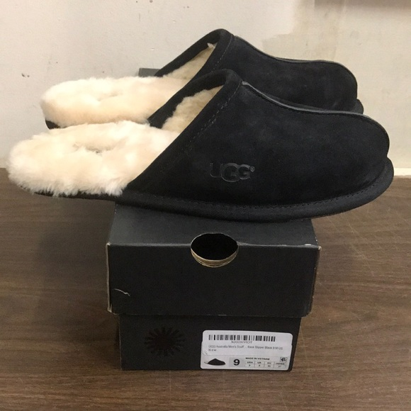 204aa756164c5 Men s UGG Scuff Slipper. M 5be4954ac2e9fe8beb1e86f5